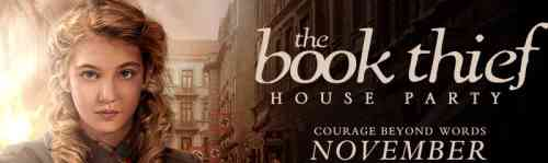 House Party Host a Free The Book Thief House Party - US