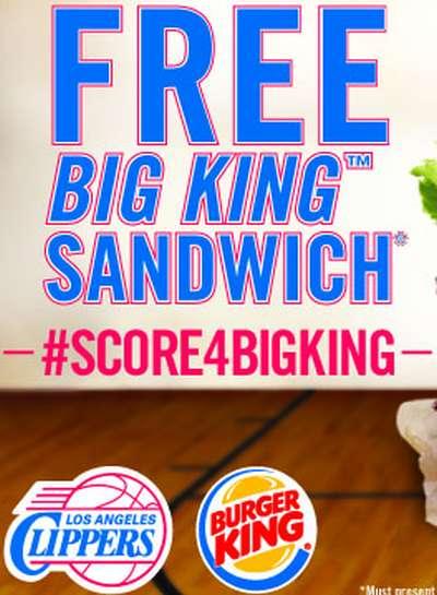Burger King Free