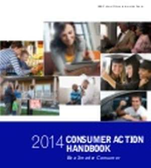 Publications.USA.gov Free 2014 Consumer Action Handbook - US