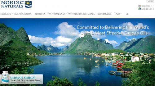 Nordic Naturals Free Sample Pack - US