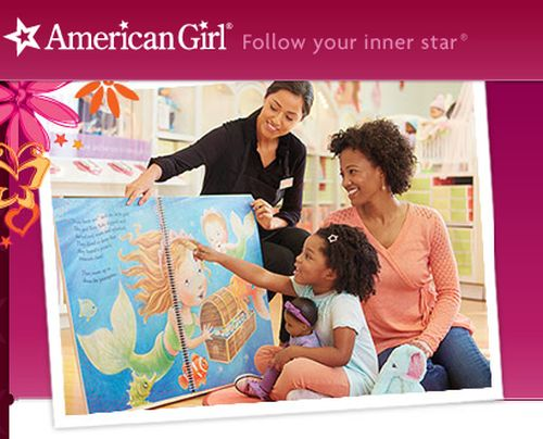 American Girl Father's Day Card Events: Free Father's Day Card Craft - June 13 to 15, 2014