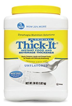 Dysphagia Nutrition Solutions Free Thick-It Drink Thickened Beverage Sample - US