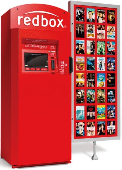 Redbox Free DVD rental Code - Exp. December 7, 2014