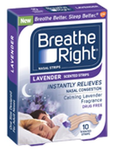 Breathe Right Get One and Give One Free Sampler Pack of Breathe Right Nasal Strips - US