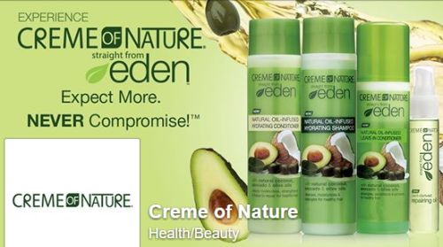 Creme of Nature Straight from Eden Free Exotic Shine Hair Color Kit ...