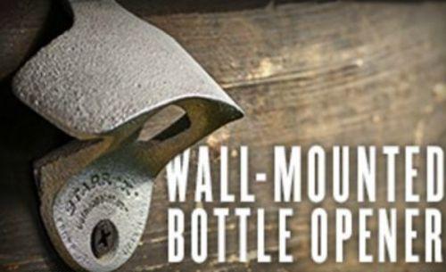 Copenhagen Wall-Mounted Bottle Opener