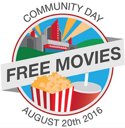 Cinemark Community Day Movies