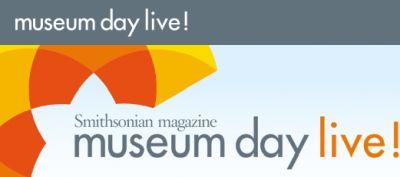 Smithsoninan Magazine Museum Day Live