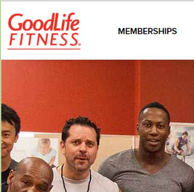 GoodLife Fitness 7 Day Pass
