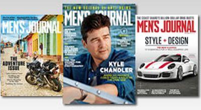 RewardsGold Men's Journal Magazine