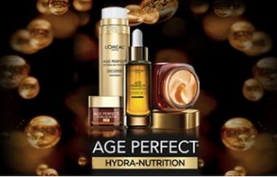 L'Oreal Paris Free Sample of Age Perfect Day Anti-Aging Cream - US