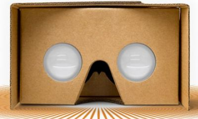 Aruba Google Cardboard