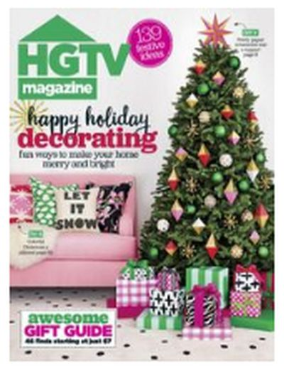 Mercury Magazines Free Issue of HGTV Magazine - US