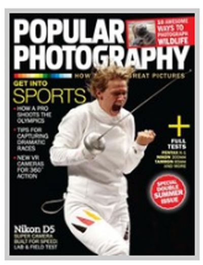 freebizmag Free One Year Subscription to Popular Photography Magazine - US