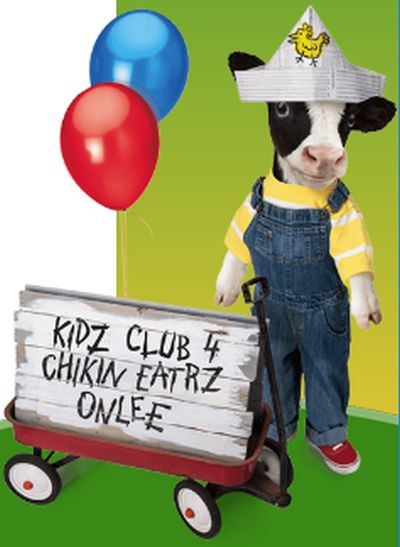 Chick-fil-A Kids Club Free Welcome Packet - US