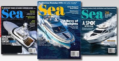 RewardsGold Free Subscription to Sea Magazine - US