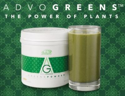 AdvoCare Free Sample of AdvoGreens Powder - US