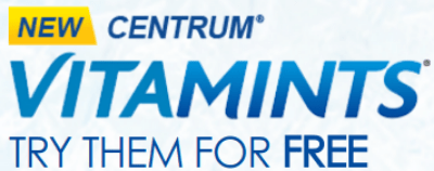 Centrum Vitamints Free Sample - US