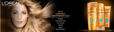 L'Oreal Paris Free Shampoo Samples - US
