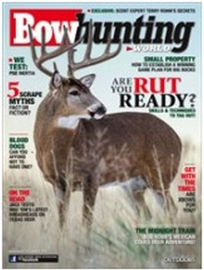 Mercury Magazines Free Subscription to Bow Hunting Magazine - US