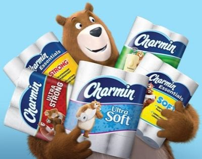 Charmin Toilet Paper Free Megaroll Extender - Phone Offer, US