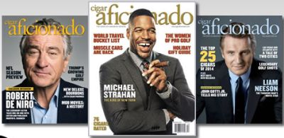 RewardsGold.com Free Subscription to Cigar Aficionado Magazine - US
