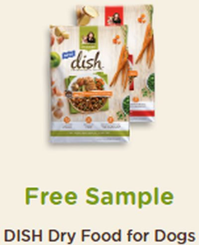 Rachael Ray Nutrish Dog Food Free DISH Dry Food for Dogs Sample - US