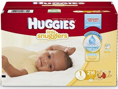 Huggies Little Snugglers Free Baby Product Sample - US
