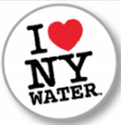 ILoveNYWater.org Free I Love NY Water Sticker - Email Offer