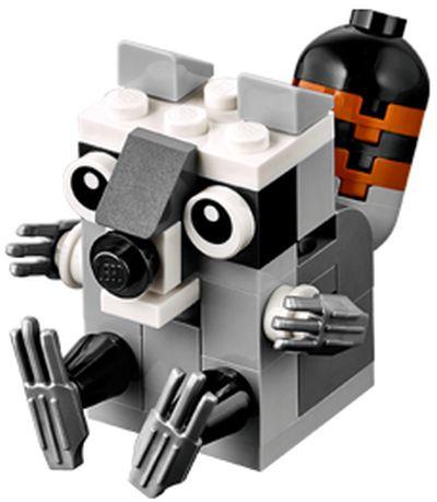 LEGO Shop Free Raccoon Mini Model Build on February 7 or 8, 2016