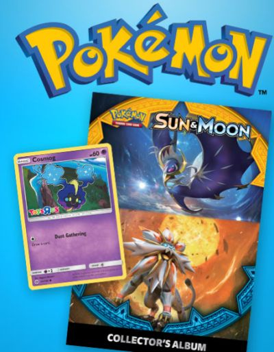 Toys R Us Free Pokémon Cards at Trade & Collect Event on February 4, 2017 from 12 to 2pm