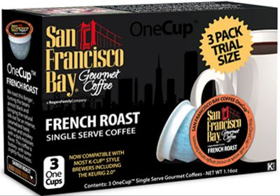 San Francisco Bay French Roast K-Cups Free for First 2,000 Requests via Facebook
