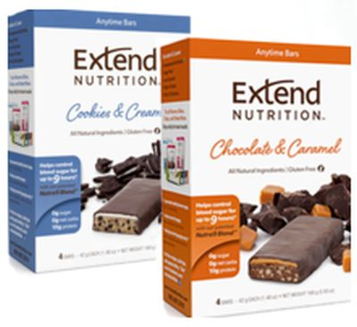 Extend Nutrition Bar Free Sample - US