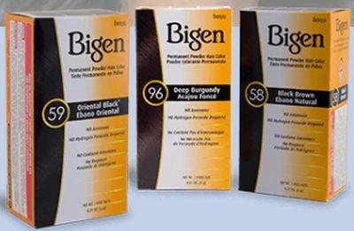 Bigen Free Permanent Powder Hair Color - US
