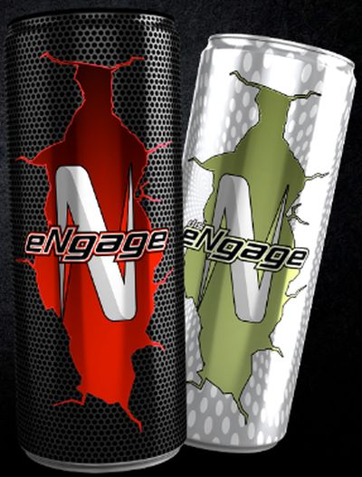 eNgage 2 Free Energy Drinks: eNgage and diseNgage