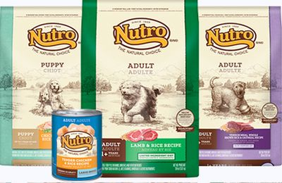 Petco Printable Coupon for a Free 4 to 5 lb Bag of Nutro Dog Food - Exp. April 24, 2017