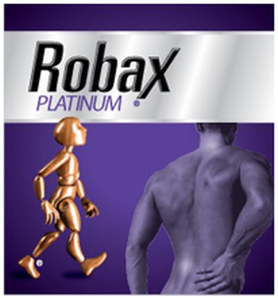 Robax Platinum Pain Reliever Free Sample - Ages 18+, Canada
