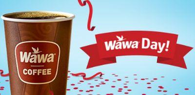 Wawa Free Coffee on Wawa Day #WawaDay - April 13, 2017