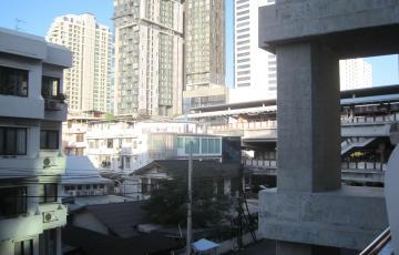 東京並みに発展しているタイの首都バンコク