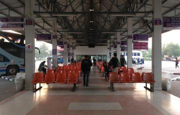チェンライ・バスターミナル2