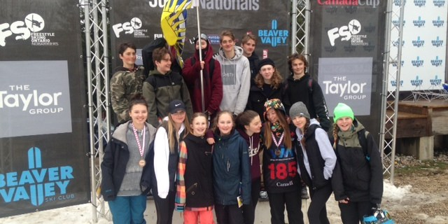 BC athletes excel at 2016 Junior Nationals