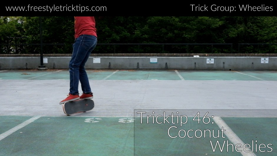 Coconut Wheelie Featured Image
