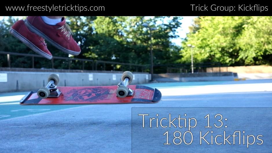 180 Kickflip Featured Image