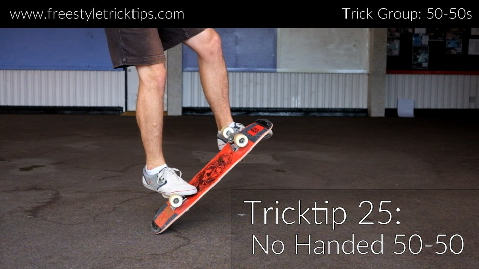 No Handed 50-50 / Truckstand Featured Image