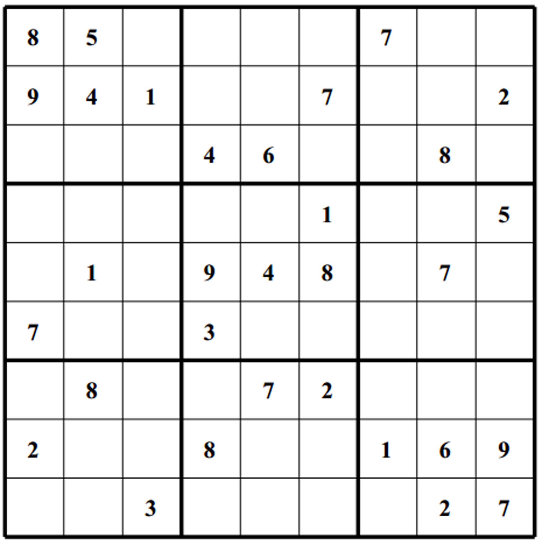 Easy Puzzle