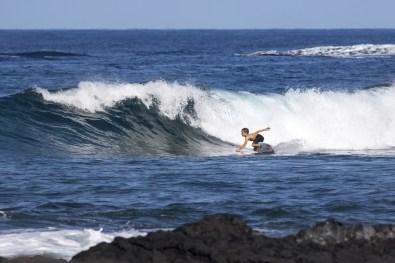 Luke Heflin hard off the bottom-Tyler Rock