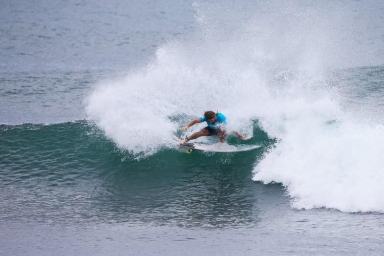 Wade Carmichael (AUS) .Hawaiian Pro 2015
