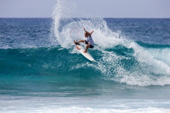 Cody Young. Photo: WSL/Heff