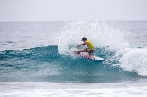 Griffin Colapinto. Photo: WSL/Heff