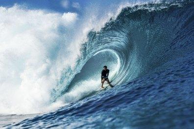 Shayden Pacarro, Tahiti Photo: Armando Goedgedrag